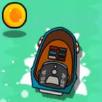 القارب راش