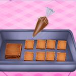 صانع كعكة الشوكولاتة