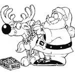 تلوين عيد الميلاد