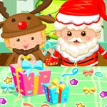 صندوق هدايا عيد الميلاد