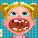 طبيب معالجة الاسنان من التسوس