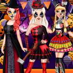 حفل هالوين اميرة ديزني