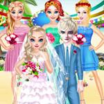 أميرة ديزني حفل زفاف هاواي المثالي