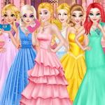 الحفل الملكية أميرة ديزني