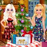 السا والاميرة عشية الكريسماس