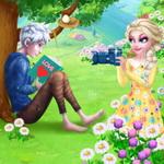 السا وجاك اول لقاء الحب