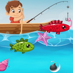 جنون صيد السمك