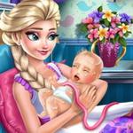 فروزن السا رعاية الولادة