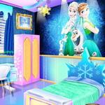 غرف نوم للاخوات المجمدة