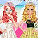نمط الزفاف المجمد والأسلوب الملكي