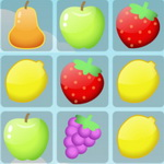 مطابقة الفواكه