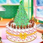 كيف تصنع كعكة عيد الميلاد