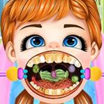 ليتل آنا مغامرة طبيب الأسنان