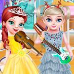 الأميرات المحبوبات: فصل الموسيقي الدراسي