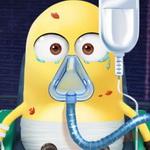 علاج جروح مينيون الخطيرة