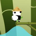 القفز دب الباندا