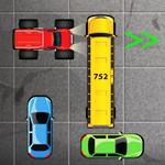 قصة لعبة موقف السيارات