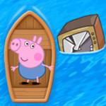 الخنزير يبحث عن طريق البحر