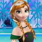 ميك اوفر حفلة الأميرة آنا