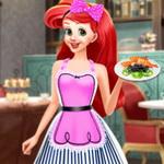 طبخ الاميرة ارييل الافطار 3