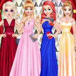 أزياء الأميرة سجادة الأوسكار 2019