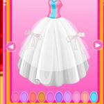 تصميم ملابس حفلة الأميرة