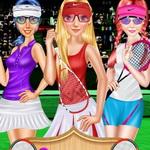 فريق تنس
