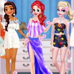 أزياء الأميرات 2018 الصيف