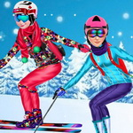 الذهاب للتزلج
