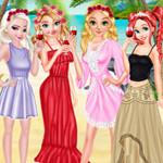 الأميرات حفل شاطئ التخرج
