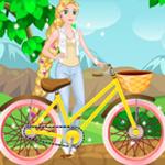 اصلاح دراجة ربانزل