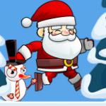 قفز سانتا كلوز