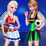 sisters football baby