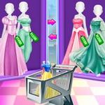 الأخوات تسوق أزياء الأميرة