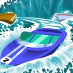القارب السريع