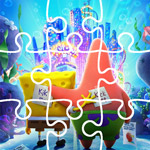 Spongebob Sponge On The Run Jigsaw
