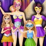 فريق رقص البطلة سوبر