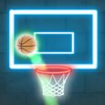 انتقد كرة السلة النيون