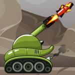 الدبابة المدافعة