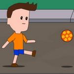 خدعة تصويب الكرة